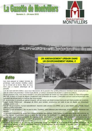 La Gazette de Montvillers