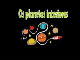 Os planetas interiores