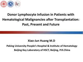 Peking University People's Hospital & Institute of Hematology