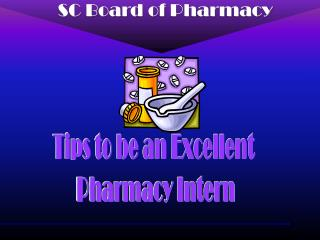 SC Board of Pharmacy