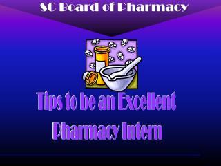 SC Board of Pharmacy