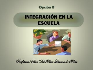 Profesora:Elita  Del Pilar Lévano de Peña