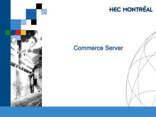 Commerce Server