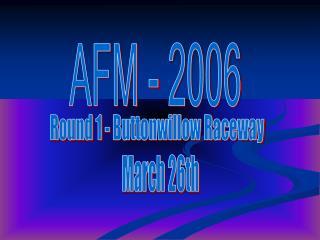 AFM - 2006