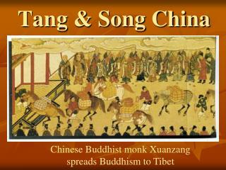 Tang & Song China