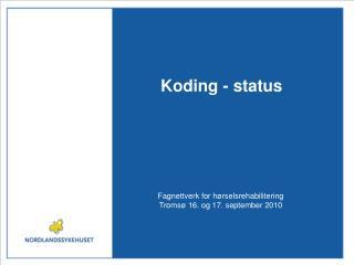 Koding - status