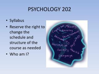 PSYCHOLOGY 202