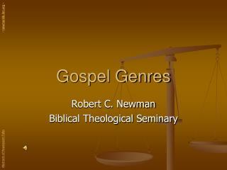 Gospel Genres