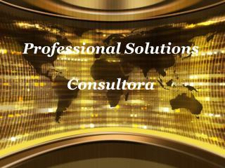 Professional Solutions Consultora
