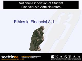 Ethics in Financial Aid