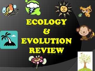 Ecology  &  evolution  Review
