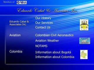 Eduardo Cabal & Associates Inc.