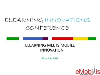 ELEARNING INNOVATIONS