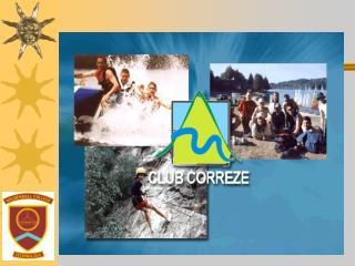 CLUB CORREZE ACTIVITIES HOLIDAY