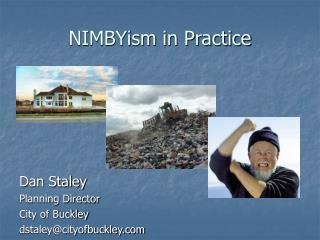 NIMBYism in Practice