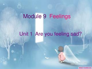 Module 9   Feelings