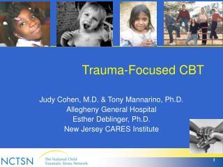 Trauma-Focused CBT