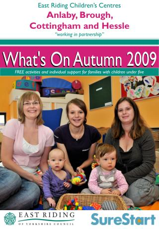 What's On Autumn 2009