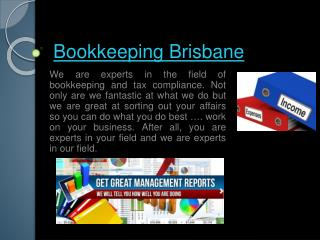 Bookkeepers Brisbane