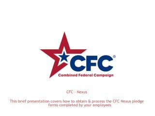 CFC  – Nexus