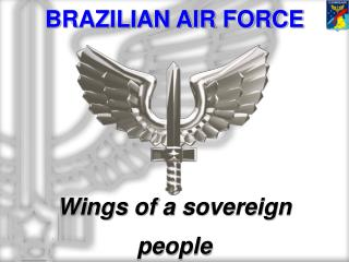 Wings of  a  sovereign people