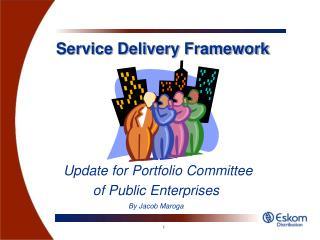 Service Delivery Framework