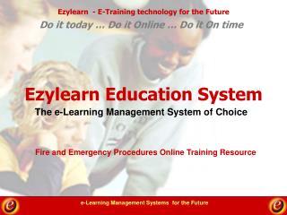 Ezylearn Education System