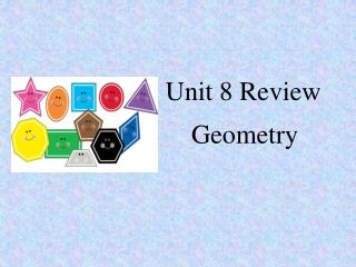 Unit 8 Review