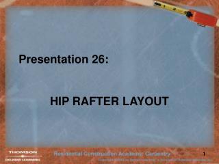Presentation 26: