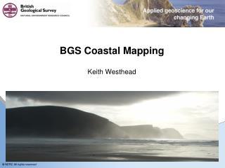 BGS Coastal Mapping