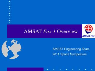AMSAT Fox-1 Overview