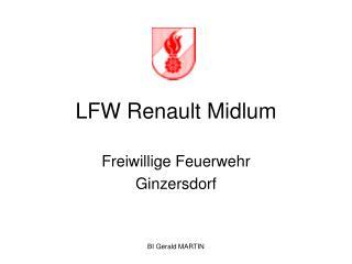 LFW Renault Midlum