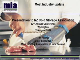 Representing New Zealand Meat Processors, Marketers and Exporters