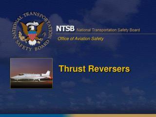 Thrust Reversers