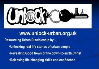 unlock-urban.uk