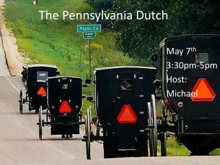The Pennsylvania Dutch