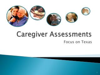 Caregiver Assessments