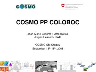 COSMO PP COLOBOC