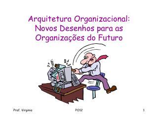 Arquitetura Organizacional: Novos Desenhos para as Organizações do Futuro