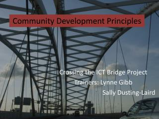 Community Development Principles