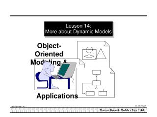 Lesson 14: More about Dynamic Models
