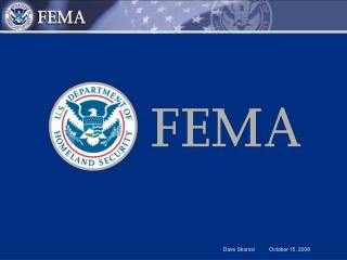 Florida County Emergency Managers'  Meeting