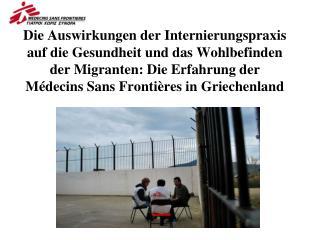 MSF und Migration