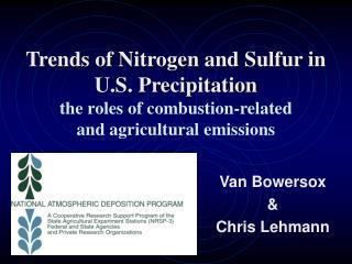 Van Bowersox & Chris Lehmann