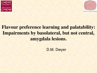 D.M. Dwyer