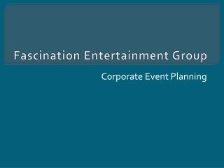 Fascination Entertainment Group