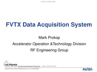 FVTX Data Acquisition System
