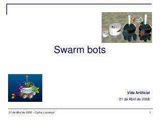 Swarm bots