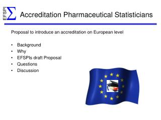 Accreditation Pharmaceutical Statisticians