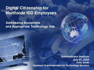 Digital Citizenship for Northside ISD Employees